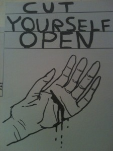 David Shrigley Images How Are You Feeling?