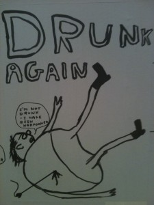 David Shrigley Image How Are You Feeling?